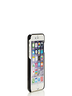 black mirrored resin iphone 6 case by kate spade new york