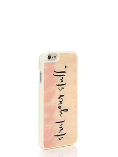 flamingo lenticular resin iphone 6 case by kate spade new york