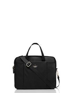 classic nylon laptop case by kate spade new york