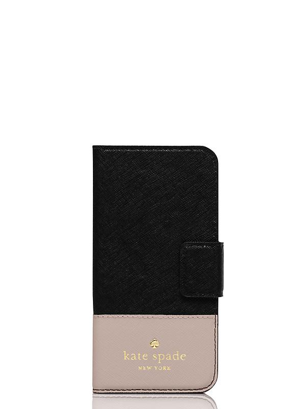new concept 23186 aa0f5 leather iphone 6 wrap folio | Kate Spade New York | SiteGenesis ...