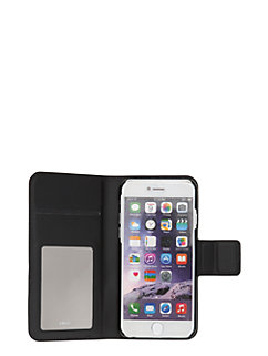 leather iphone 6 wrap folio by kate spade new york