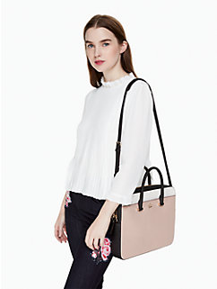 """13"""" saffiano laptop bag by kate spade new york"""