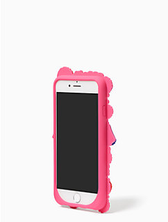 silicone pom pom iphone 7 case by kate spade new york