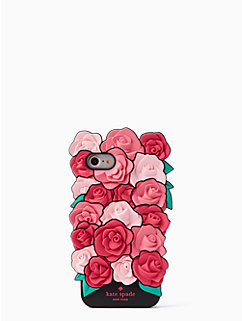 silicone roses iphone 7 by kate spade new york