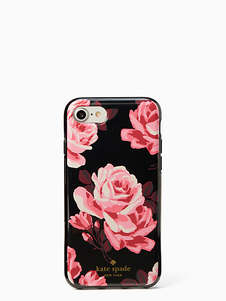 Kate Spade Rosa Iphone 7, Black
