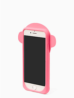 silicone monkey iphone 7 by kate spade new york