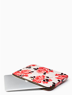 "13"" rose laptop sleeve by kate spade new york"