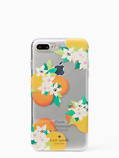 orange blossoms iphone 7 plus case by kate spade new york