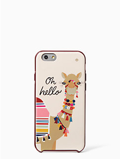 jeweled camel iphone 6 case by kate spade new york