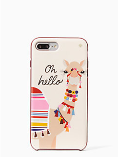 jeweled camel iphone 7 plus case by kate spade new york