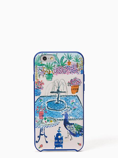 Kate Spade Jeweled Garden Iphone 6 Case