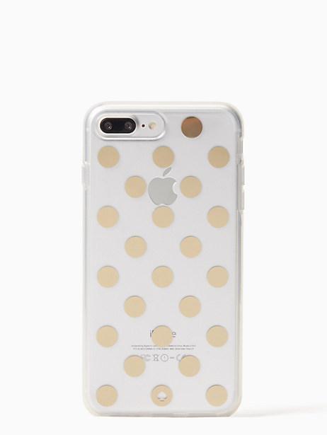 Kate Spade Le Pavillion Clear Iphone 7 Plus Case, Clear