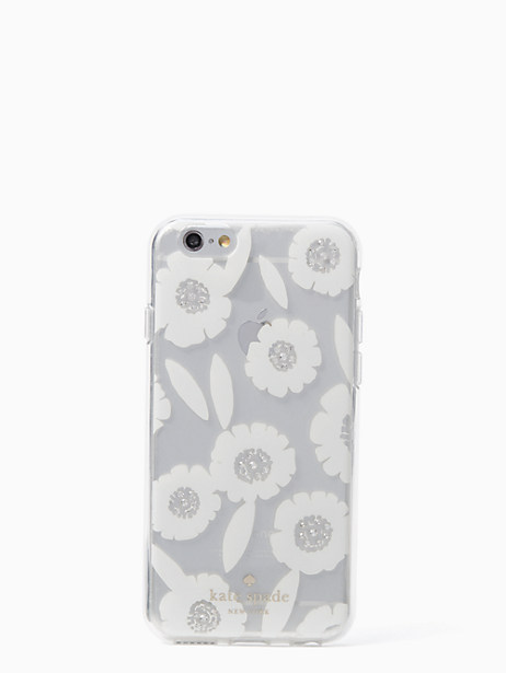 Kate Spade Jeweled Majorelle Iphone 6 Case, Clear