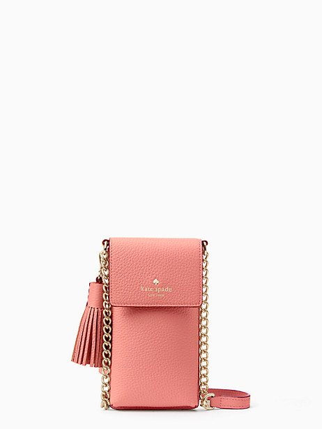 north south crossbody iPhone case by kate spade new york