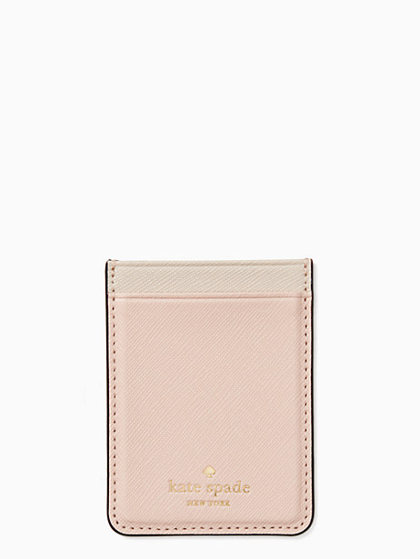 double sticker pocket by kate spade new york