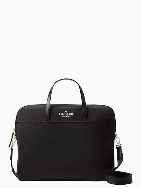 universal nylon slim laptop case by kate spade new york