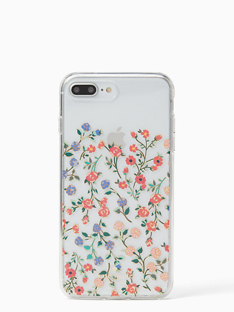 Kate Spade Mini Bloom Iphone 7/8 Plus Case, Cream