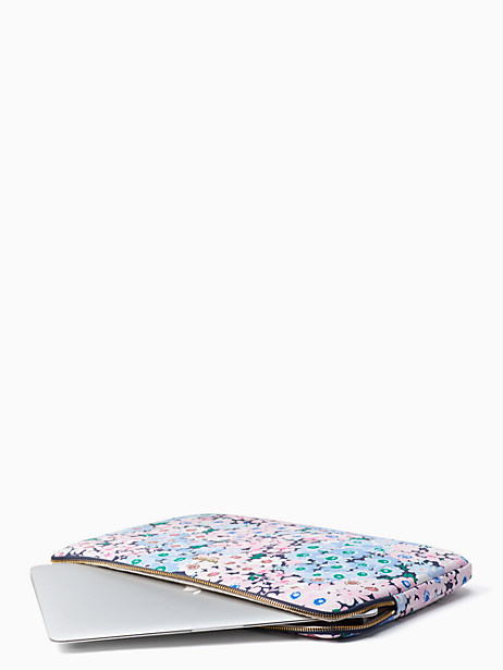 daisy garden universal laptop sleeve by kate spade new york
