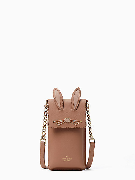 north south rabbit crossbody iPhone case by kate spade new york
