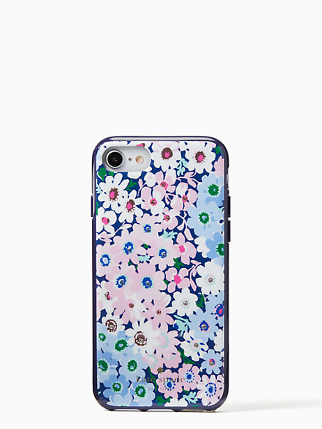 jeweled daisy garden iphone 7 & 8 case by kate spade new york