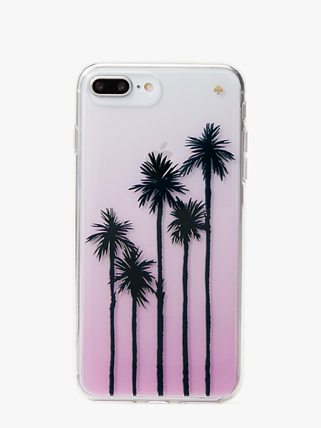 palm tre ombre iphone 8 plus case by kate spade new york