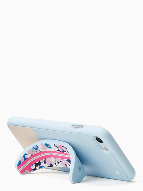 silicone surfboard stand iphone 8 case by kate spade new york