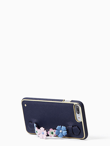 floral hand strap stand iphone 7 & 8 plus by kate spade new york
