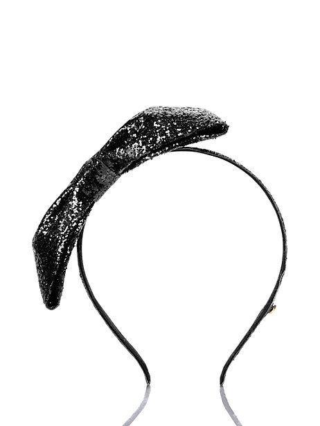 large bow headband by kate spade new york