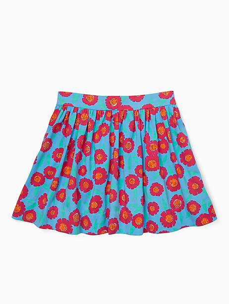 Kate Spade Toddlers' Coreen Skirt, Tangier Floral - Size 2