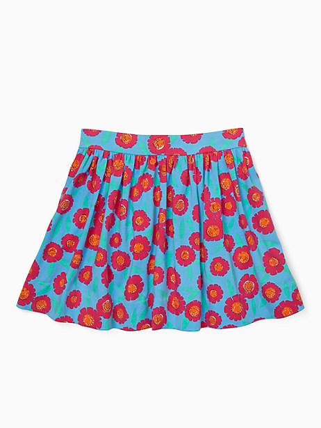 Kate Spade Girls' Coreen Skirt, Tangier Floral - Size 10