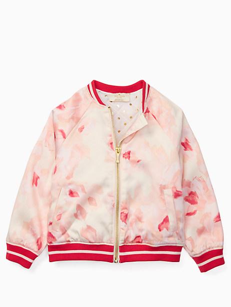 Girls' Desert Rose Jacket, Desert Rose - Size 10