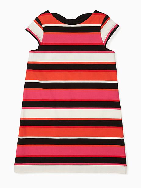 Kate Spade Girls' Bow Back Shift Dress, Size 10