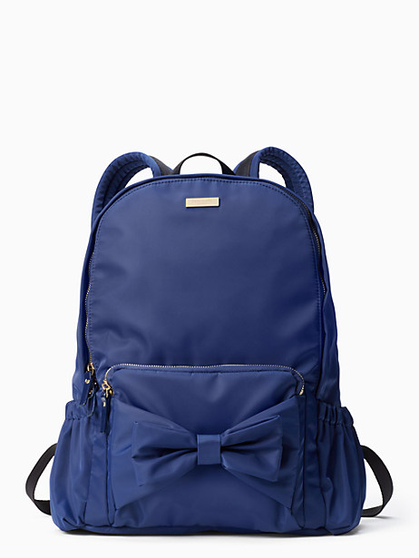 Kate Spade Back To School Backpack, Navy