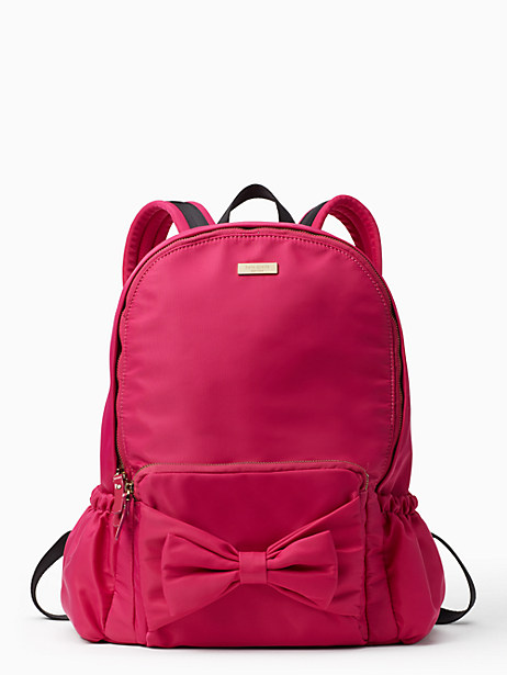 Kate Spade Back To School Backpack, Bouganvillea