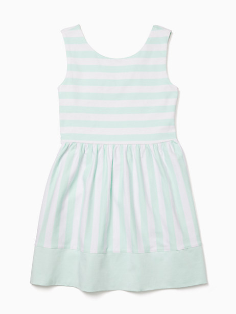 girls kali stripe dress by kate spade new york