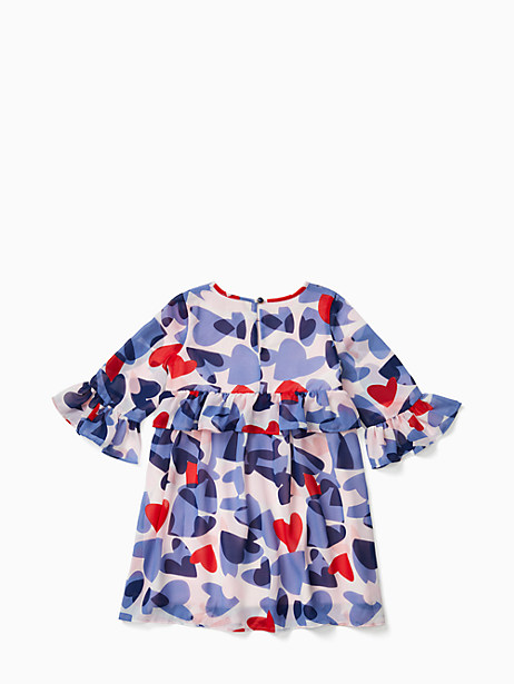 toddler confetti hearts dress by kate spade new york