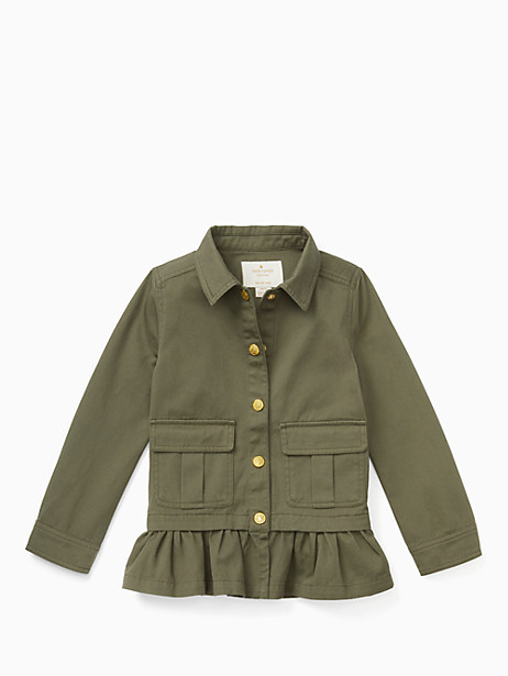 toddler field jacket by kate spade new york