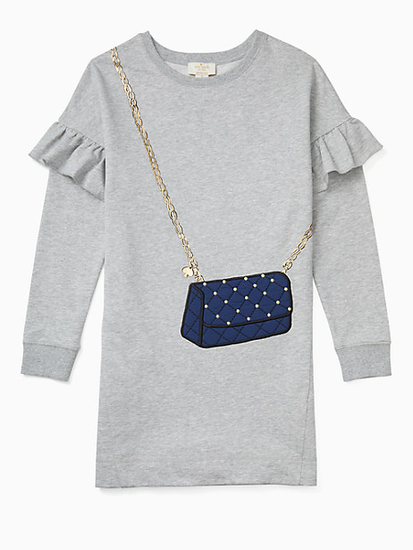 girls quilted handbag dress by kate spade new york