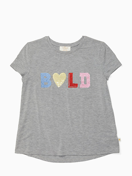 girls bold tee by kate spade new york