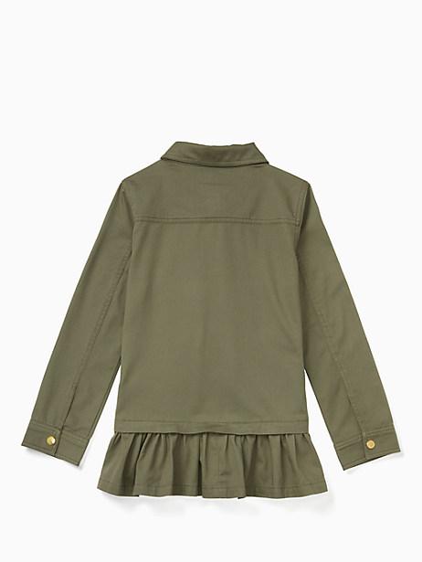 girls field jacket by kate spade new york