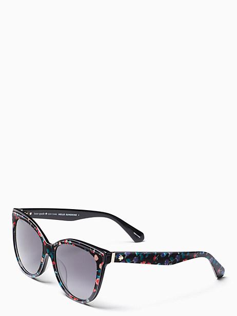 Kate Spade Daesha Sunglasses, Floral