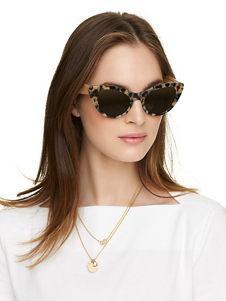 Cute tortoiseshell cat eye sunnies