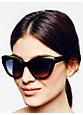 elektra sunglasses, olive chartreus