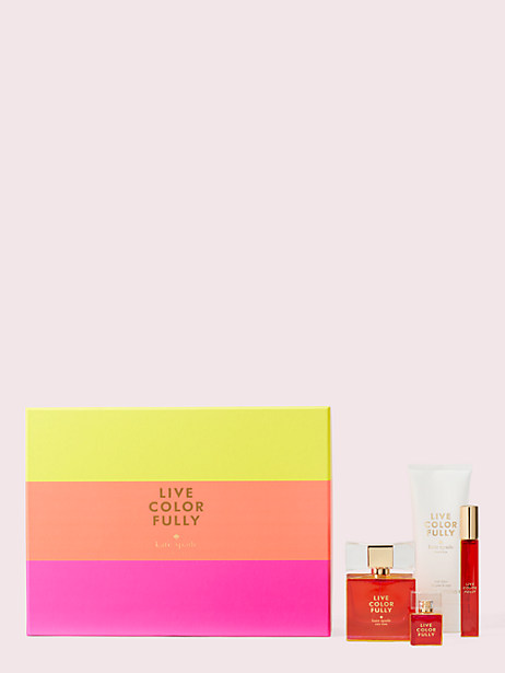 Kate Spade Live Colorfully Mother's Day Set