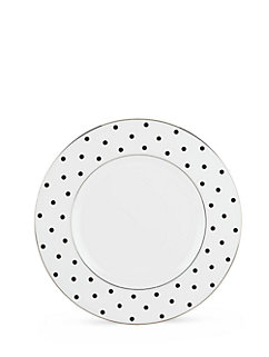 larabee road black accent plate