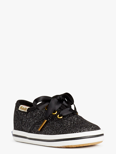 keds kids x kate spade new york champion glitter crib sneakers by kate spade new york