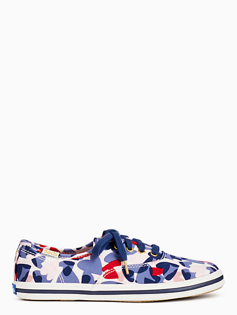 keds kids x kate spade new york champion heart youth sneakers by kate spade new york