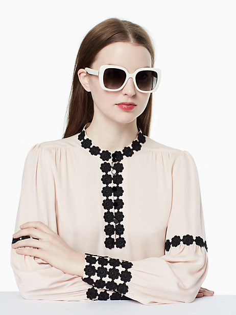 krystalyn sunglasses by kate spade new york