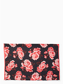 rosa silk oblong scarf by kate spade new york