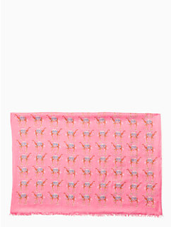 camel march oblong scarf by kate spade new york